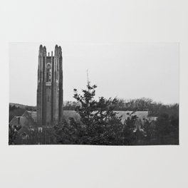 Galen Stone Tower, Wellesley College Rug
