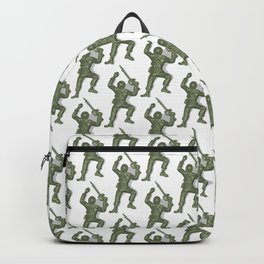 Crawling Man Backpack