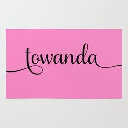 Towanda - Pink Rug