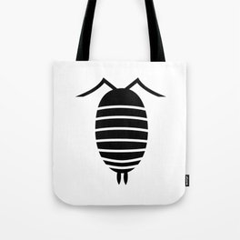 Bugs: abstract Isopod Tote Bag