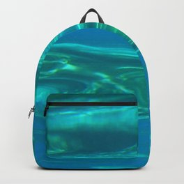 Below the surface - underwater picture - Water design Backpack