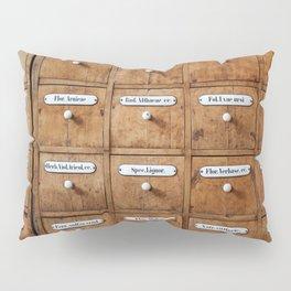 Pharmacy storage Pillow Sham