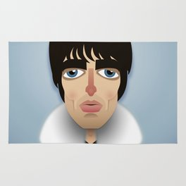 Liam Gallagher Rug