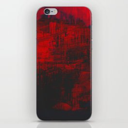 Cave 01 / Passion for You / wonderful world 06-11-16 iPhone Skin