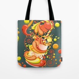 Freshly Squeezed - Mixology Series Tote Bag