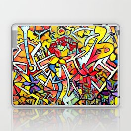 All that Jazz Summer Sessions Laptop & iPad Skin