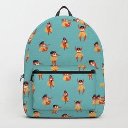 Hula dancers Backpack