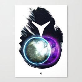 Metroid Prime 2: Echoes Canvas Print