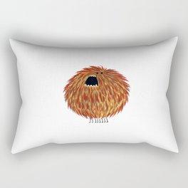 Poofy Chewbacca Rectangular Pillow