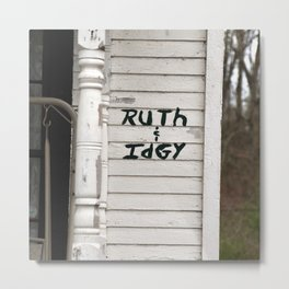 Ruth and Idgie 5 Metal Print