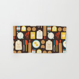 Cookie Party Hand & Bath Towel