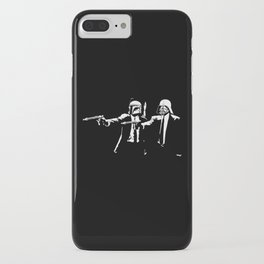 Pulp Fiction parody iPhone Case