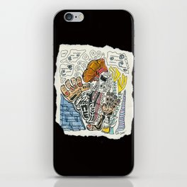 Everything's Cool iPhone Skin