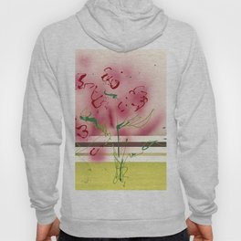 Modern Botanical Hoody
