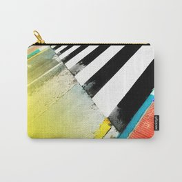 Urban Street Art Painting Carry-All Pouch