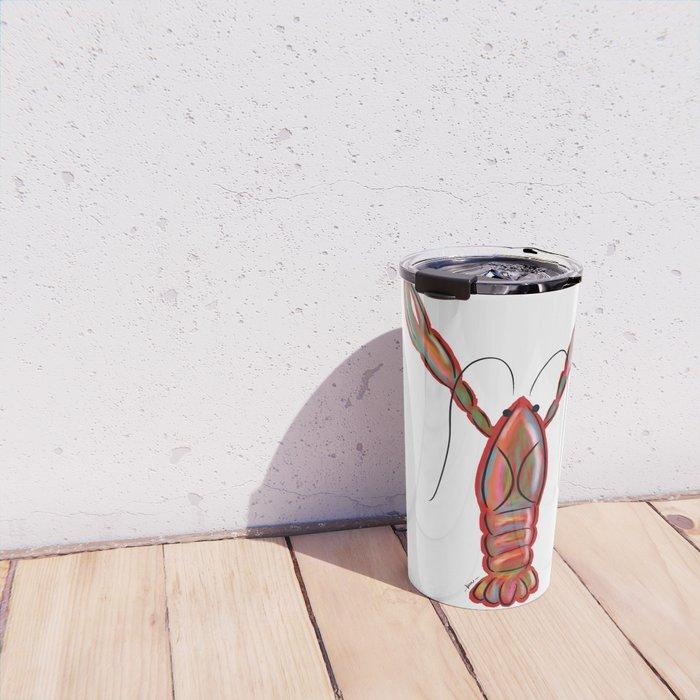 King Crawfish Travel Mug