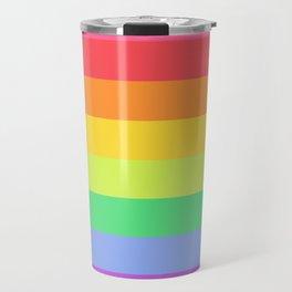 Love the Rainbows Travel Mug