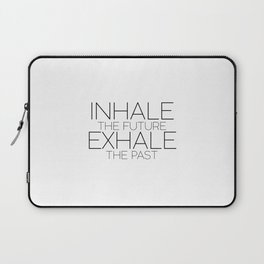 Inspirational Quote,Meditation,Relax,Yoga,Zen,Digital Print,Office Sign,Home Decor,PRINTABLE Art Laptop Sleeve