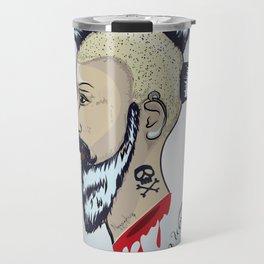 Mohican Wax Travel Mug