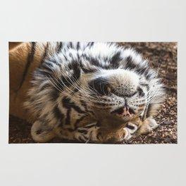 Tiger Portrait Rug