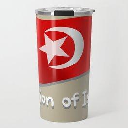 Flag Travel Mug