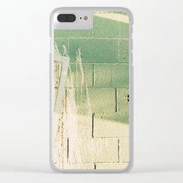 Socket Salton Sea Clear iPhone Case