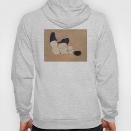 No Couture Needed (oil on canvas) Hoody