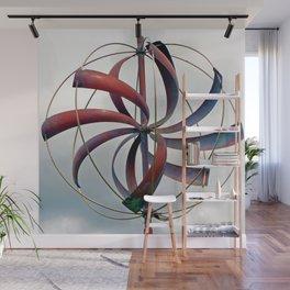 Windmill Wall Mural