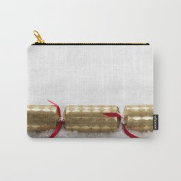 Christmas Cracker in Snow Carry-All Pouch