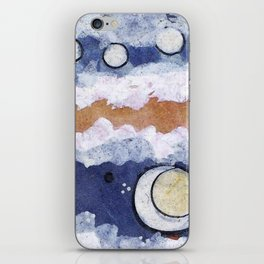 If the blue sky is a fantasy, iPhone Skin