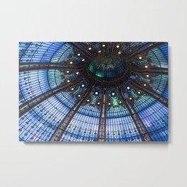 Under the Dome - Paris Metal Print