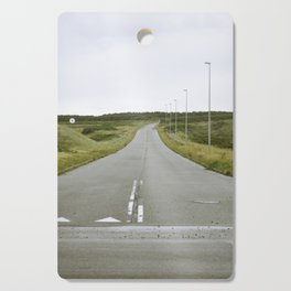 On the road Cutting Board