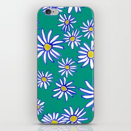 Daisy Florals iPhone Skin