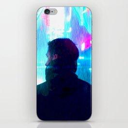 BLADE RUNNER | Painting | PRINTS | Blade Runner 2049 | #M12 iPhone Skin