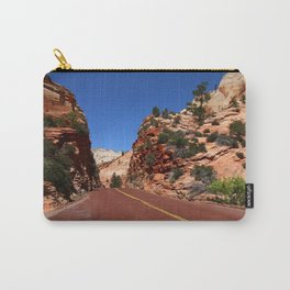 Zion Park Red Road Carry-All Pouch