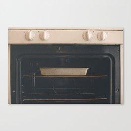 oven Canvas Print