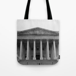 The House Of Representatives Tote Bag