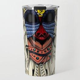 Ornate Color Rafiki Travel Mug