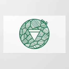EARTH_nature Rug