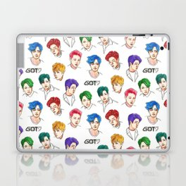 GOT7 Colourful Laptop & iPad Skin