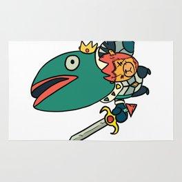 Fishboy The III Rug
