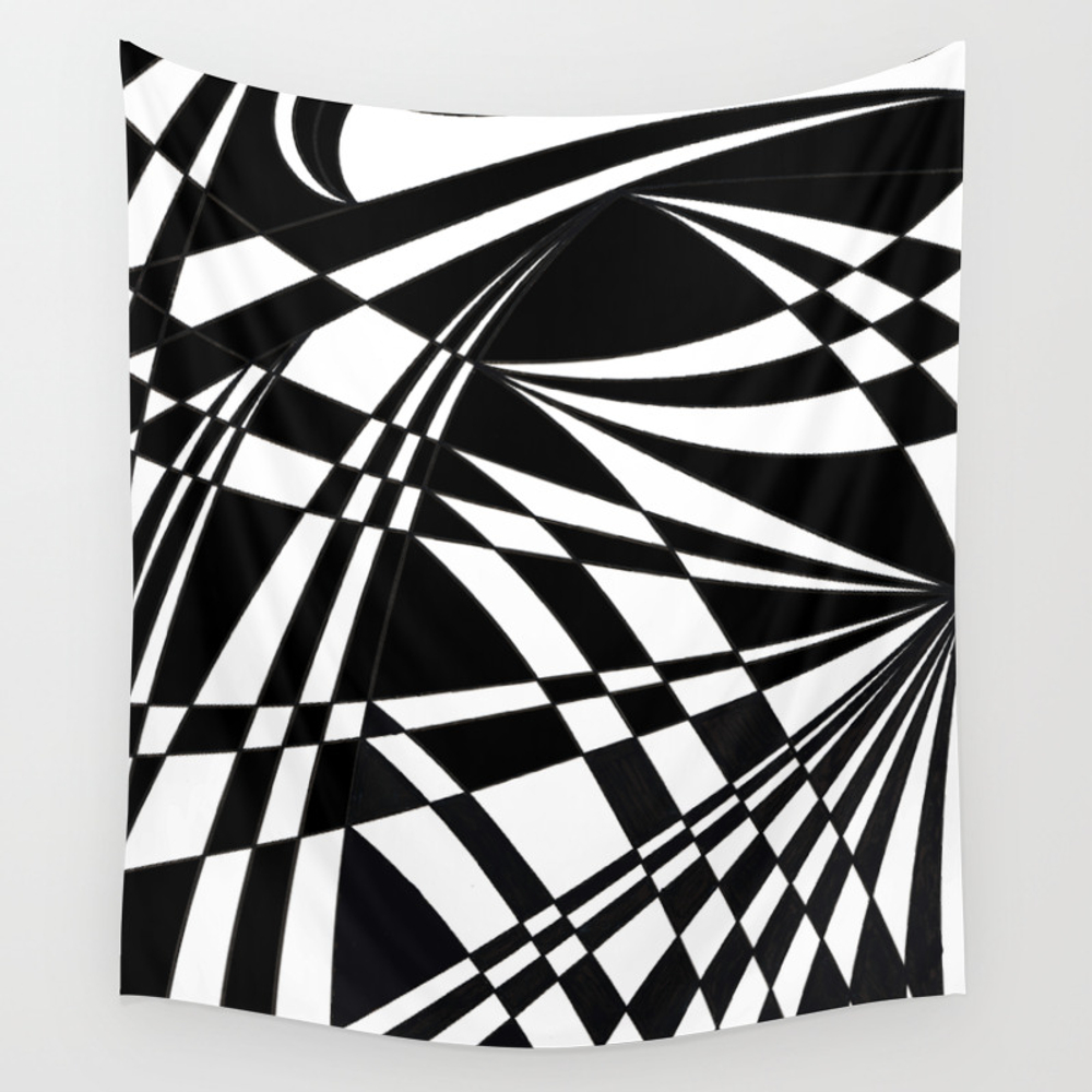 Puzzle Wall Tapestry by Geoxy2012 TPS7915199