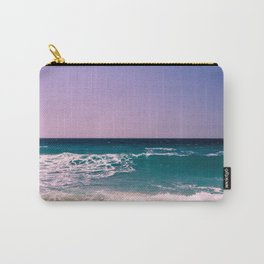 Azure Waves Carry-All Pouch