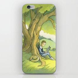 Tolkien In The Birmingham Hills iPhone Skin