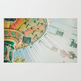 Carrousel Carousel Merry Go round Rug