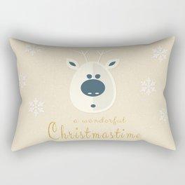 Christmas motif No. 4 Rectangular Pillow