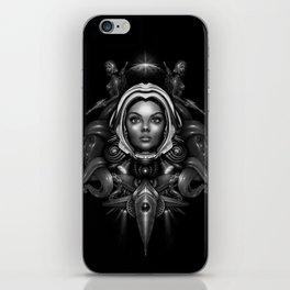 Space Horror 3000 iPhone Skin