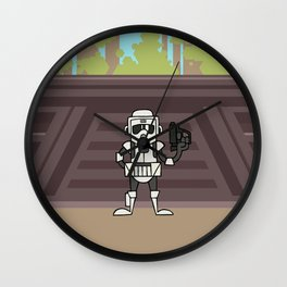 EP6 : Scout Trooper Wall Clock