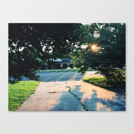 Midtown Canvas Print