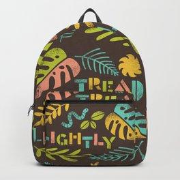 Tread Lightly Backpack